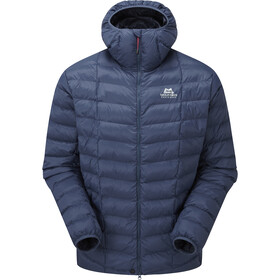 Mountain Equipment Superflux Kurtka Mężczyźni, denim blue